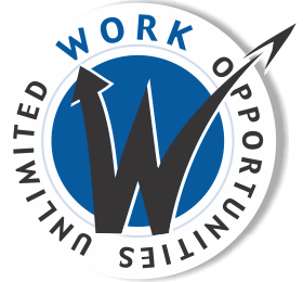 Work Opportunities Unlimited Retina Logo