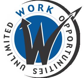 Work Opportunities Unlimited Retina Logo