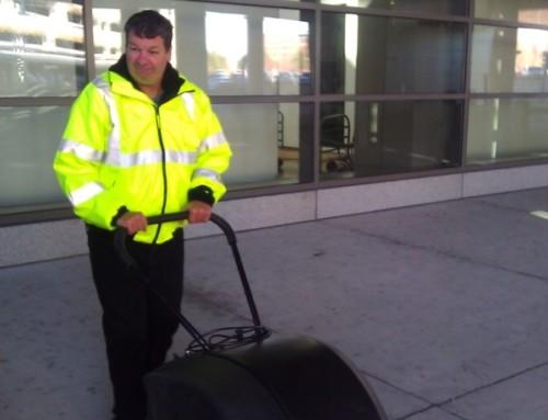 Meet David Haron, a valuable Jetport employee
