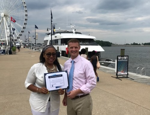 Akisha Greene-Jefferson Receives Success at Work Award