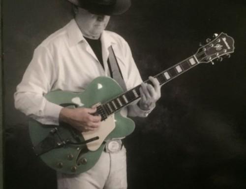 Musically Yours,  Allan Benoit– a WOU Success Story