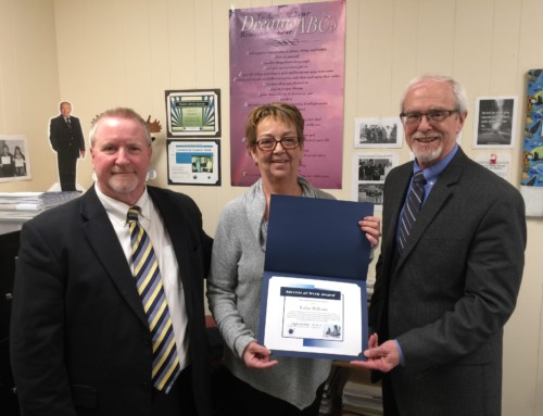 Kathie Williams Receives Success at Work Award