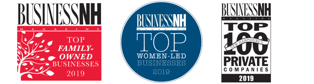 Business NH Magazine awards for 2019: Top Family-Owned Businesses, Top Women-Led Businesses, New Hampshire's Top 100 Private Companies