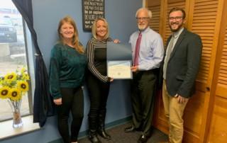 Success at Work Award – Jennifer Roman