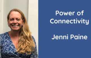 Power of Connectivity - Jenni Paine